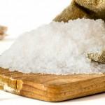 Problemet är inte för mycket salt