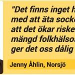 Vinnarintervju: Jenny Åhlin