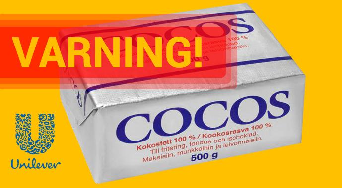 kokosolja bra för huden